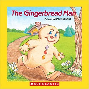 The Gingerbread Man [With Paperback Book] 9780545014854