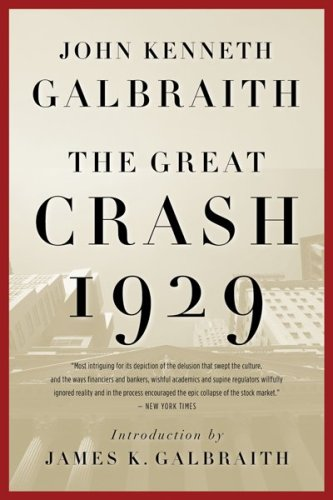 The Great Crash 1929 9780547248165
