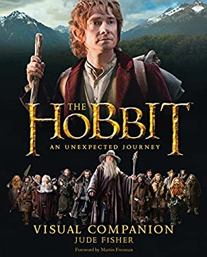 The Hobbit: An Unexpected Journey Visual Companion 9780547898568