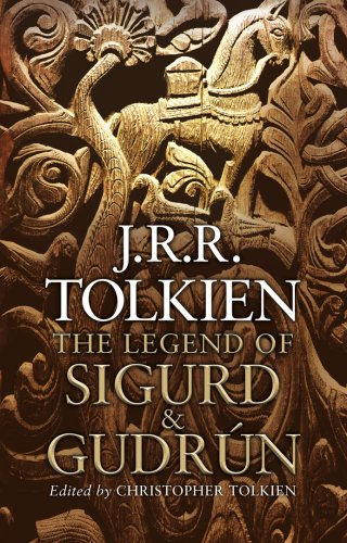The Legend of Sigurd and Gudrun 9780547273426
