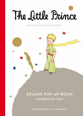 The Little Prince Deluxe Pop-Up Book 9780547260693