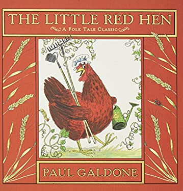 The Little Red Hen 9780547370187