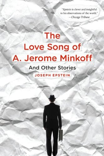 The Love Song of A. Jerome Minkoff: And Other Stories 9780547520223