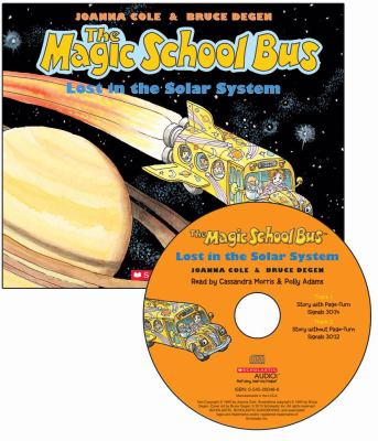The Magic School Bus: Lost in the Solar System [With Paperback Book] 9780545223379