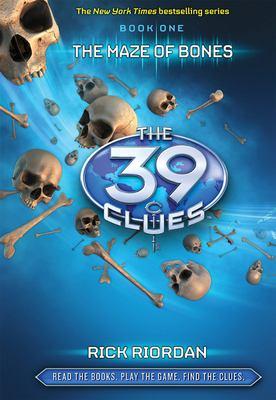Maze of Bones 9780545090544
