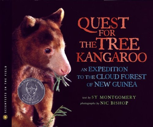 The Quest for the Tree Kangaroo: An Expedition to the Cloud Forest of New Guinea 9780547248929