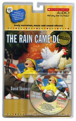 The Rain Came Down [With Paperback Book] 9780545138505