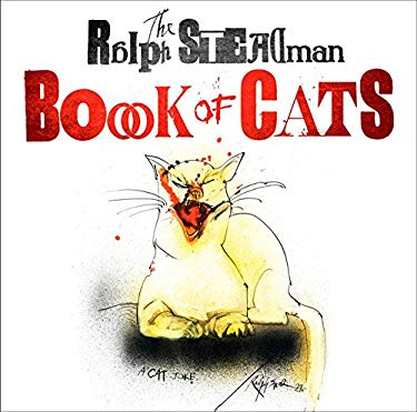 The Ralph Steadman Book of Cats 9780547594002