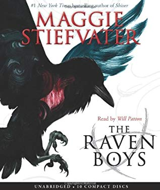 The Raven Boys - Audio 9780545465939