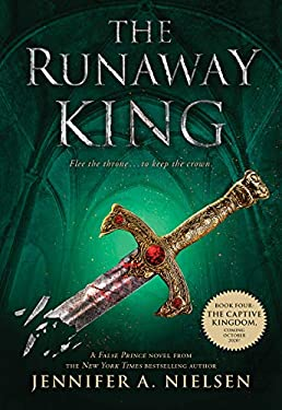 The Runaway King (The Ascendance Trilogy, Book 2): Book 2 of the Ascendance Trilogy