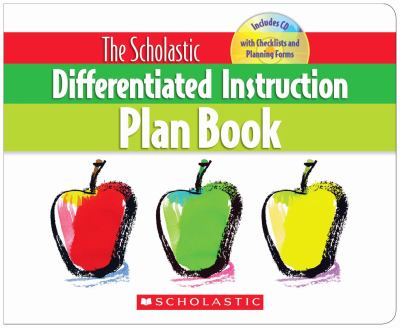 The Scholastic Differentiated Instruction Plan Book [With CDROM]