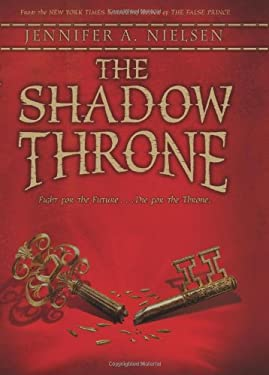 The Shadow Throne (The Ascendance Trilogy, Book 3): Book 3 of The Ascendance Trilogy