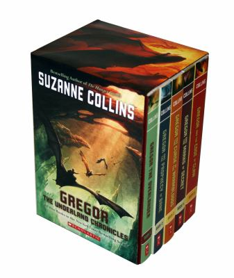 The Underland Chronicles: Gregor Boxed Set #1-5