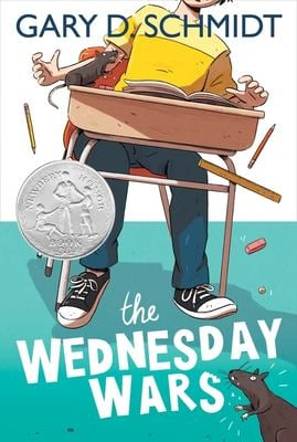 The Wednesday Wars 9780547237602