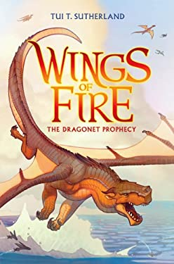 The Dragonet Prophecy 9780545349185
