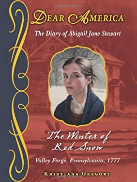 The winter of red snow book report