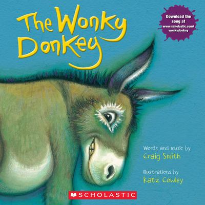 The Wonky Donkey 9780545261241