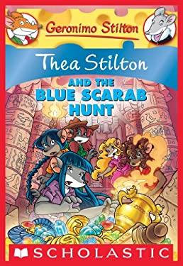 Thea Stilton and the Blue Scarab Hunt: A Geronimo Stilton Adventure