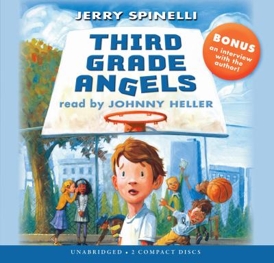 Third Grade Angels - Audio 9780545466172