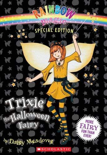 Trixie the Halloween Fairy 9780545106139