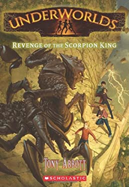 Revenge of the Scorpion King 9780545308335