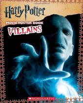 Harry Potter Movie Poster Book: Villains 1841129
