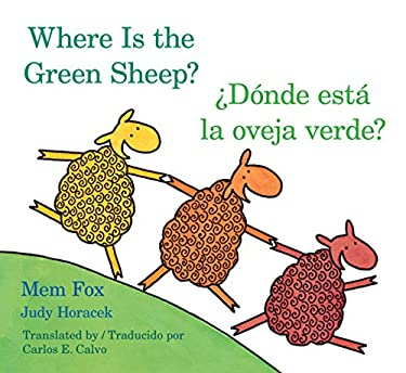 Where Is the Green Sheep? / Donde Esta La Oveja Verde? 9780547396941