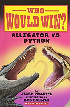 Who Would Win? Alligator vs. Python