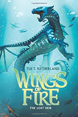 Wings of Fire #2: The Lost Heir 9780545349192