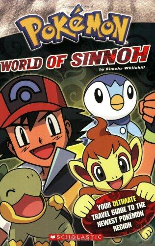 World of Sinnoh 9780545099387