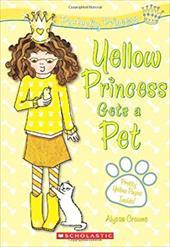 Yellow Princess Gets a Pet 1840893