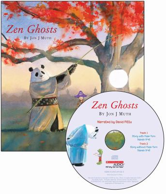 Zen Ghosts [With Paperback Book] 9780545434287