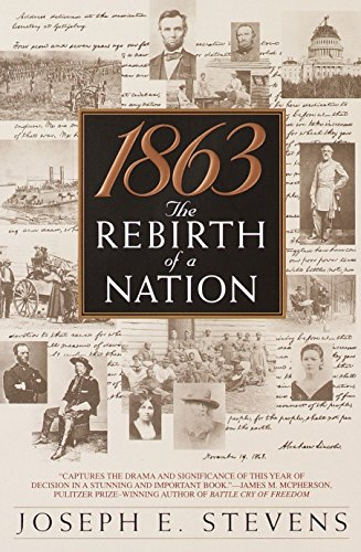 1863: The Rebirth of a Nation 9780553378368