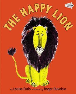 The Happy Lion 9780553113648