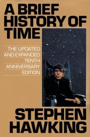 A Brief History of Time 9780553380163