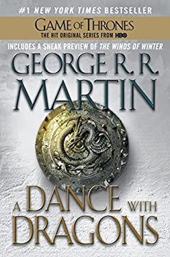 A Dance with Dragons: A Song of Ice and Fire: Book Five 9780553385953