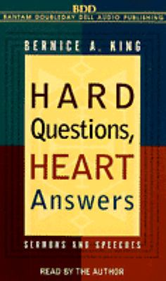 Hard Questions, Heart Answers 9780553476842