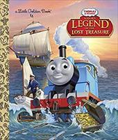 Sodor's Legend of the Lost Treasure (Thomas & Friends) (Little Golden Book) 22744726