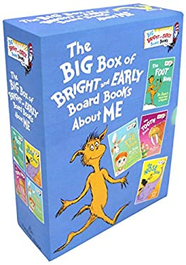 The Big Box of Bright and Early Board Books About Me (Big Bright & Early Board Book)