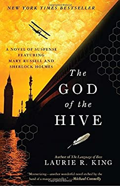 The God of the Hive: A Novel of Suspense Featuring Mary Russell and Sherlock Holmes 9780553590418