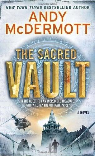 Sacred Vault : A Novel - McDermott, Andy