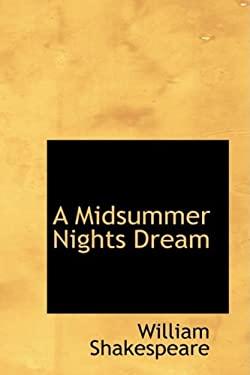 A Midsummer Night's Dream 9780554724003