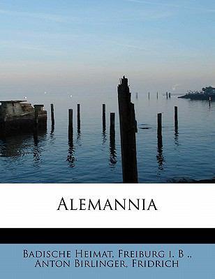 Alemannia 9780554967417