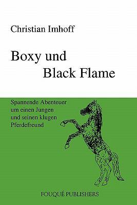 Boxy Und Black Flame 9780557956586