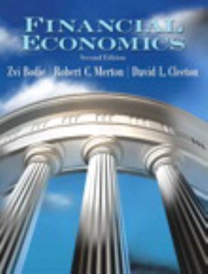 Financial Economics 9780558785758