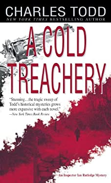 A Cold Treachery 9780553586619