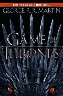 A Game of Thrones (HBO Tie-In Edition): A Song of Ice and Fire: Book One 9780553386790
