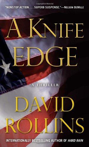 A Knife Edge: A Thriller 9780553590012