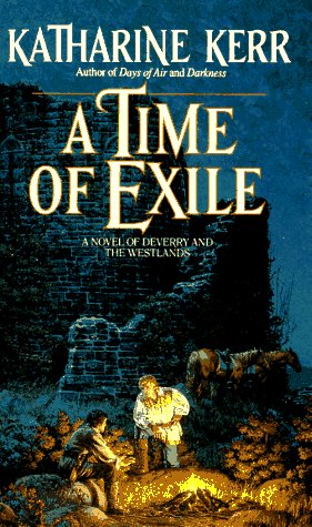 A Time of Exile 9780553298130