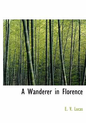 A Wanderer in Florence 9780554234182